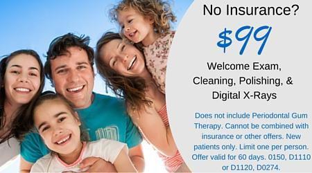 mccartney dental promotional offer
